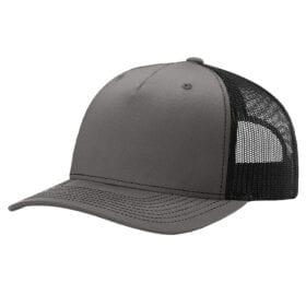 112FP-Charcoal/Black